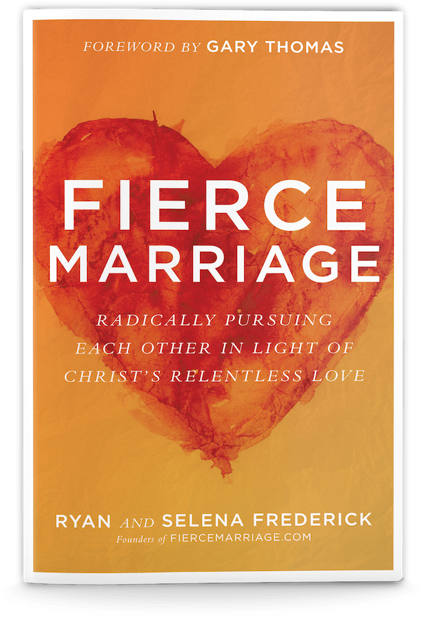Fierce Marriage Book Cover
