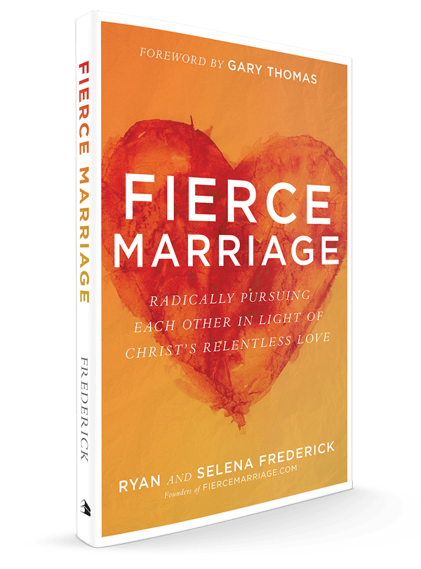 Fierce Marriage, the book.